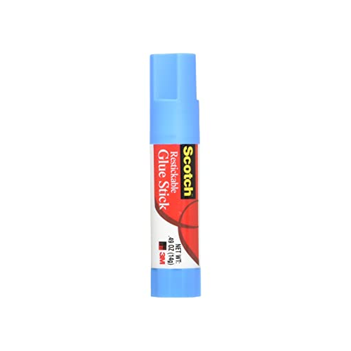 Scotch Restickable Glue Stick