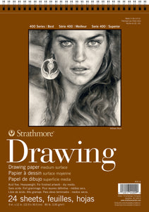 Strathmore Medium Drawing Pads 400 Series