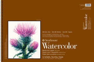 Strathmore Watercolor Pads 400 Series