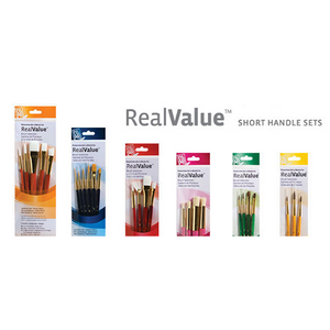 Princeton Real Value 9100 Series Brush Sets
