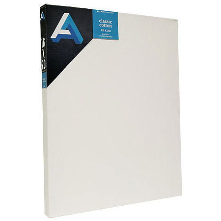 Classic Cotton Stretched Canvas Gallery 1-3/8