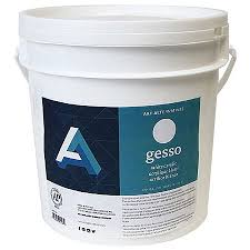 Art Alternatives Economy White Acrylic Gesso