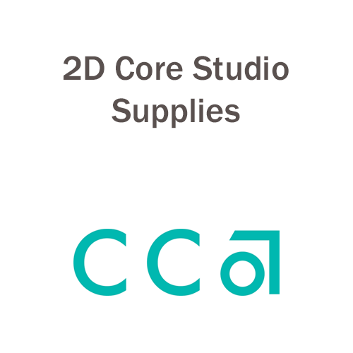 2D CORE Studio Supplies Kit - Fall 2020 (2D)