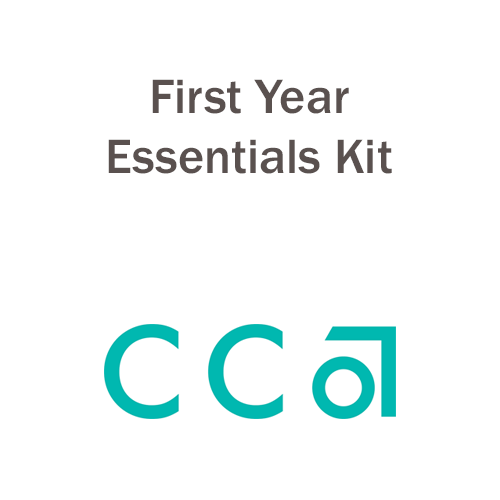 First Year Essentials Kit - Spring 2021 (D1, 2D, 3D, 4D)