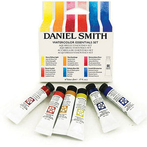 Daniel Smith Extra-Fine Watercolor 5ml Essential Intro Set