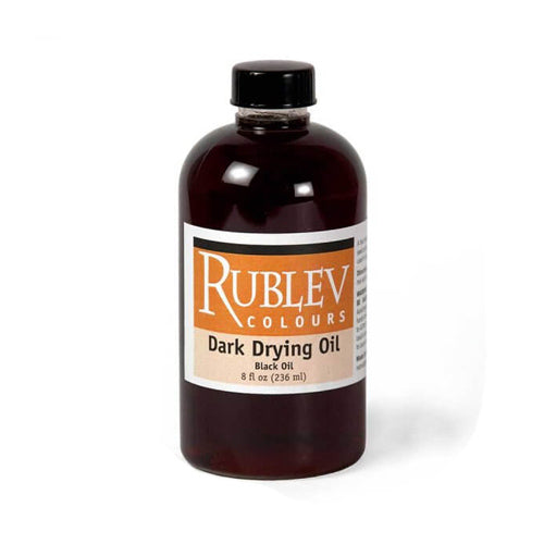 Dark Drying Oil (Black Oil) (8 fl oz)