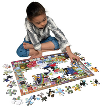 Natural Science Puzzle (100 Pieces)