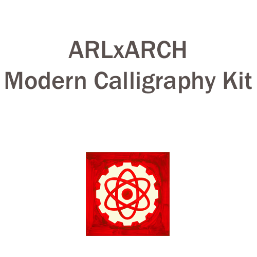 ARLxARCH Modern Calligraphy Kit