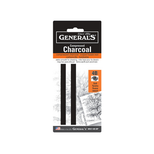 General's Compressed Charcoal Packs