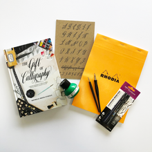 Holiday Kit - The Gift Of Calligraphy Set