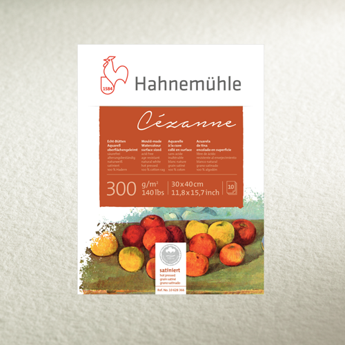 Hahnemühle Cezanne Watercolor Paper Blocks