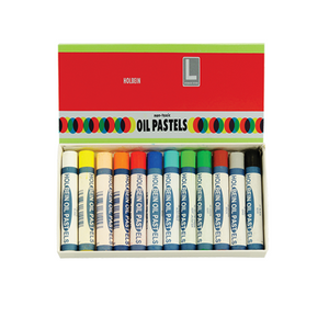 Holbein Academic Oil Pastels Set of 12