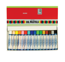 Holbein Academic Oil Pastels Set of 16