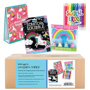 Children's Holiday Kit - Unicorn Vibes