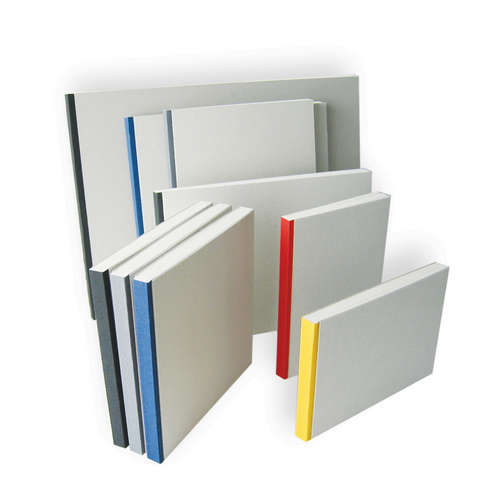 Kunst & Papier, Pasteboard Sketchbooks, Various Sizes