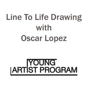 Line To Life Drawing - SFAI YAP