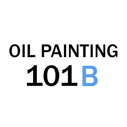 Oil Painting 101B - Root Division