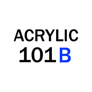 Acrylic 101B - Root Division