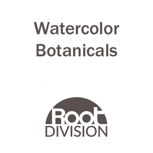 Watercolor Botanical Class - Root Division