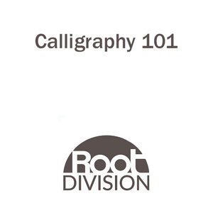Calligraphy 101 - Root Division