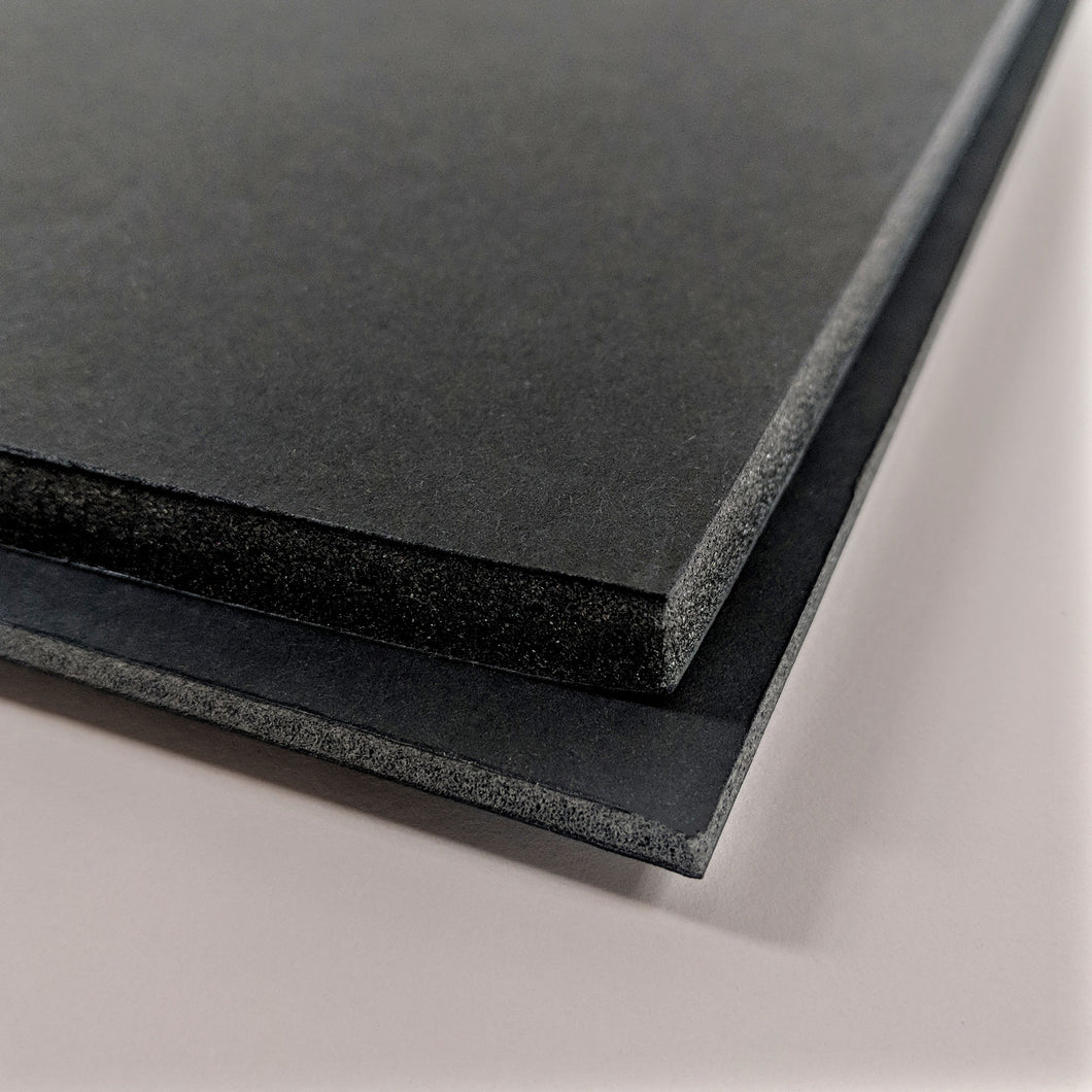 Black Foamboards - Various Sizes