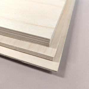 Russian Birch Plywood for Laser Cutting