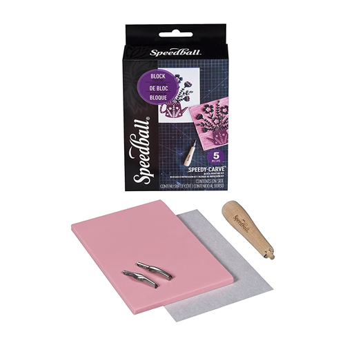 Speedy-Carve Stamp Making Kit