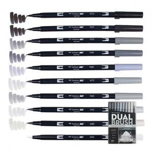 Tombow Dual Brush Pen Sets