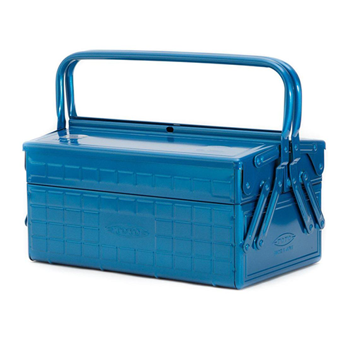 Toyo Steel Two-Level Toolbox