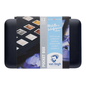 Van Gogh Watercolor Specialty Pocket Box Set