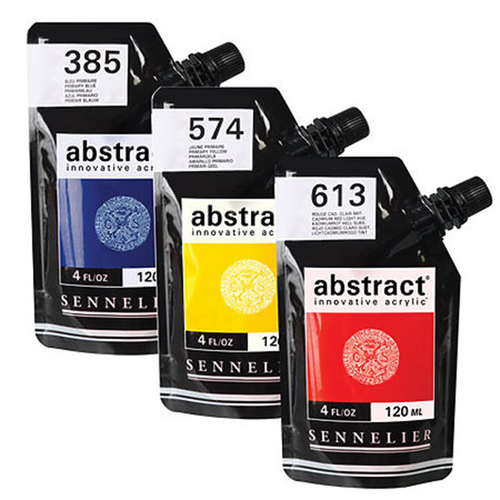 Sennelier Abstract Acrylics Satin 120ml