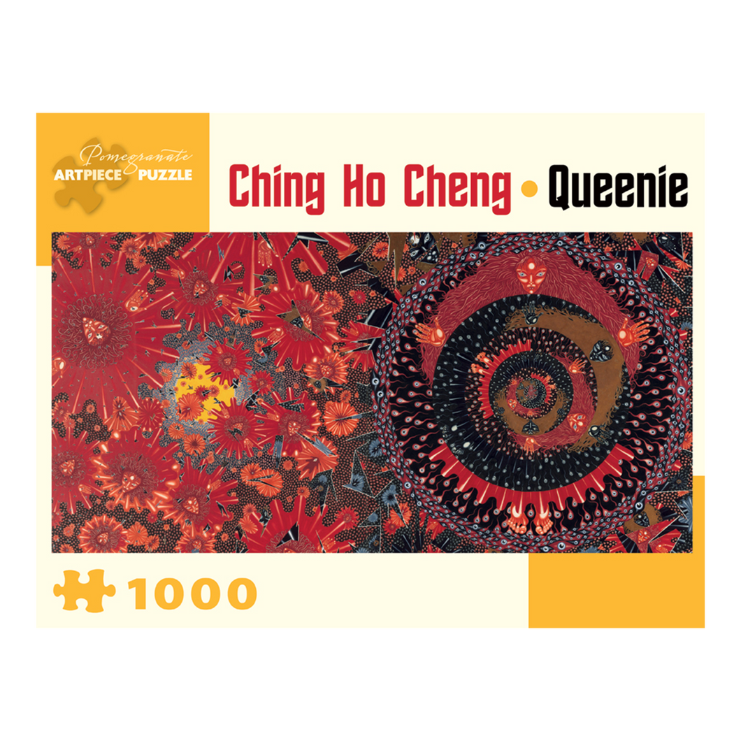 Ching Ho Cheng Puzzle (1,000 Pieces)
