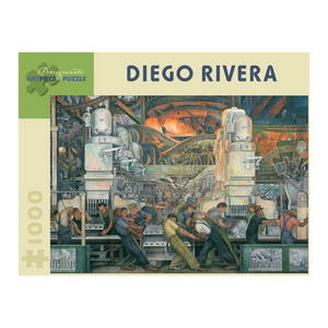 Diego Rivera Puzzle (1,000 Pieces)