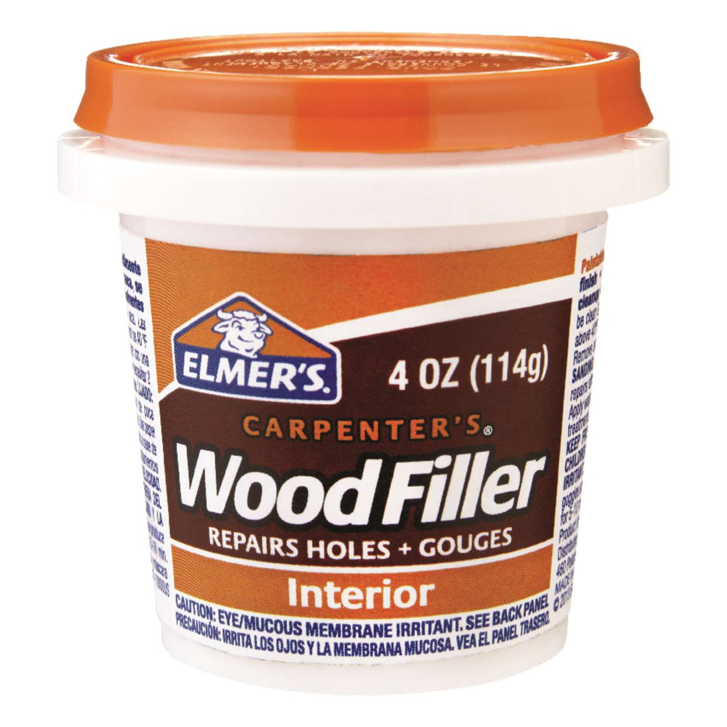 Elmer's Wood Filler, 4oz