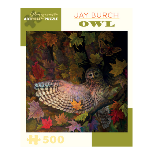 Jay Burch Puzzle (500 Pieces)