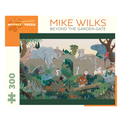 Mike Wilks Puzzle (300 Pieces)