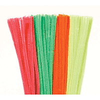 Pipe Cleaners / Chenille Stems