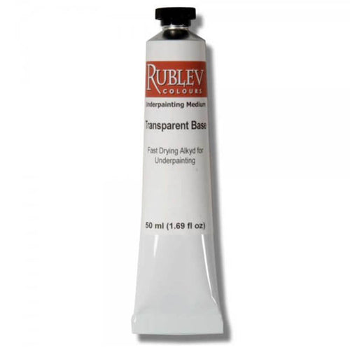 Underpainting Transparent Base (50 ml)