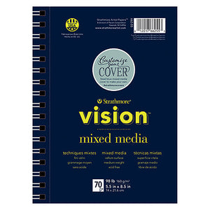 Strathmore Vision Mixed Media Paper Pads