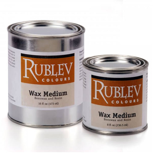 Wax Medium (8 fl oz)