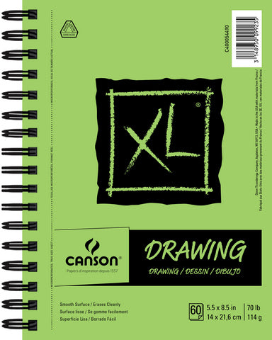 Canson XL Drawing Pads