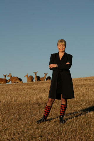 Karen Morley, CEO of Mountain Red