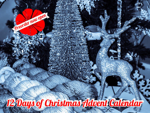 12 Days of Christmas - 2018 Advent Calendar