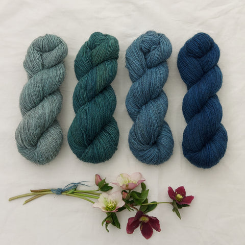 DELTA is here! my new limited edition Dutch heritage yarn