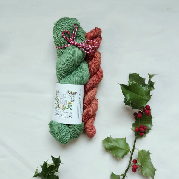 X - mas Zwerf Sock set