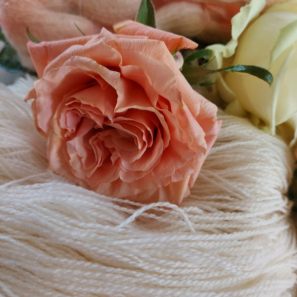 "Mothersday Special Yarnclub: ""RECYCLING ROSE"""
