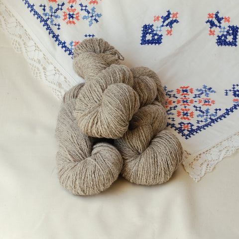 """DIJK""  a new Dutch Heritage Yarn 1st lim. ed."