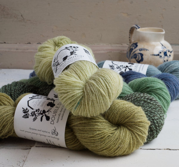 Double Dutch fingering | small farm yarn sustainably sourced  wool