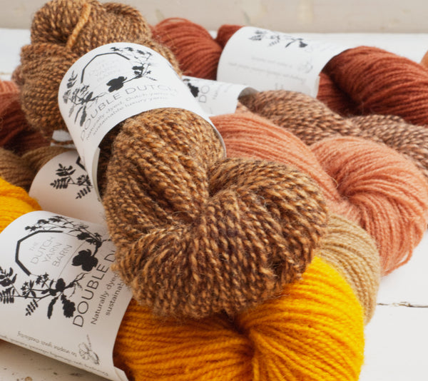 Double Dutch fingering | small farm yarn sustainably sourced