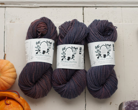Double Dutch | DK weight small farm yarn